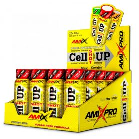 CellUp Energy Shot 20 viales x 60 ml Amix Pro