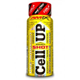 CellUp Energy Shot 1 vial x 60 ml Amix Pro