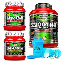 PACK DENNIS WOLF AMIX MUSCLECORE BIG MUSCLE