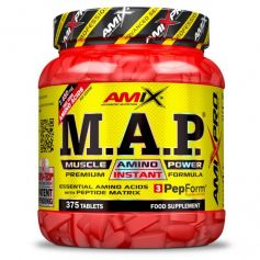MAP Muscle Amino Power 375 tabs