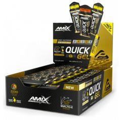 Gel energético Amix Quick Energy Gel 40 geles x 45 gr