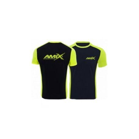 Camiseta Runfit Amix Limit Roa-Negra