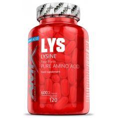 Lisina L-Lysine 600mg 120 caps