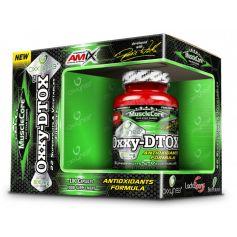 Oxxy-DTOX 100 caps Antioxidante Amix Musclecore