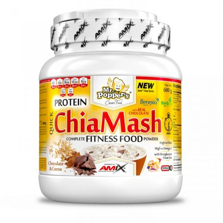 Protein ChiaMash 600 gr Mr Poppers