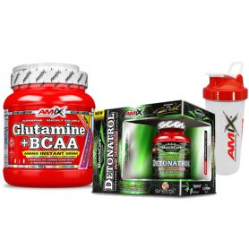 Pack Definicion Glumanita - Bcaa´s + Detonatrol
