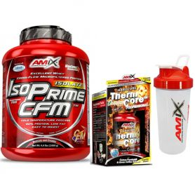 Pack IsoPrime CFM 2kg + Thermocore Amix Nutrition