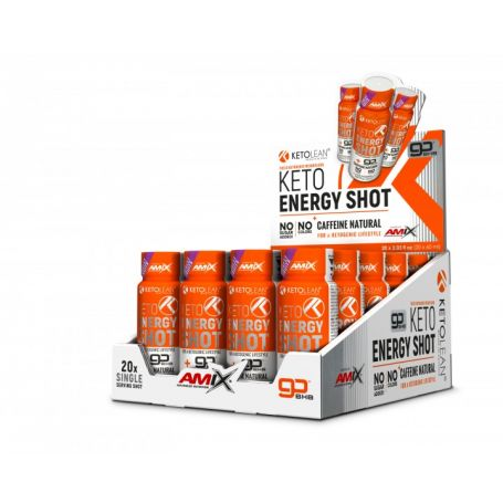 KetoLean Keto Energy Shot 20 x 60 ml