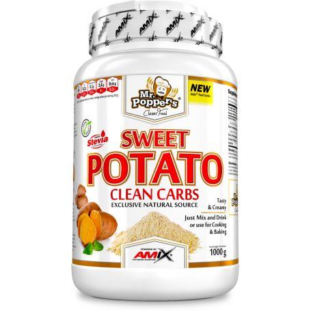 Sweet Potato Clean Carbs 1 kg