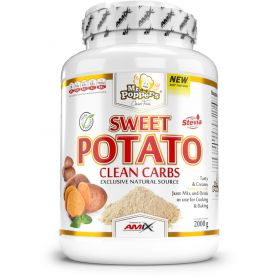 Sweet Potato Clean Carbs 2 kg