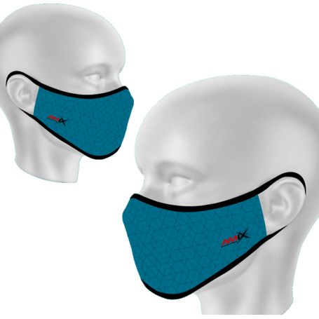 Amix Mask Mascarilla higiénica reutilizable Azul