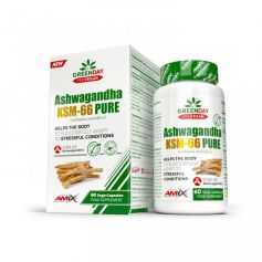 ProVegan Ashwagandha KMS-66 Pure 60 vcaps