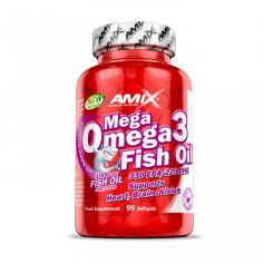 Super Omega 3 Fish Oil 90 caps
