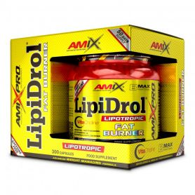Lipidrol Fat Burner 300 caps