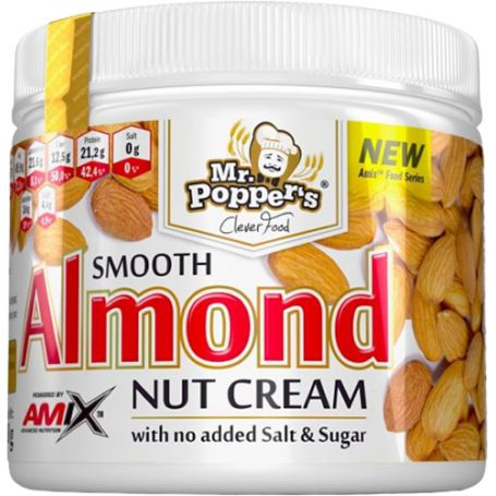 Roasted Almond Cream