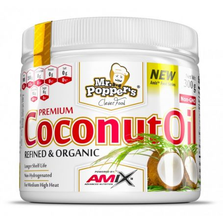 Aceite de Coco Coconut Oil Mr Popper´s 300gr