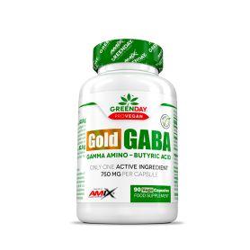 GreenDay ProVEGAN Gold GABA 90 Vcaps
