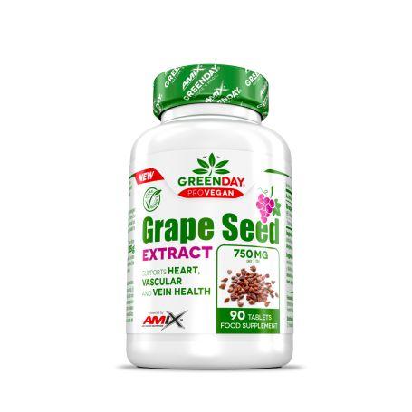 GreenDay ProVegan Grape Seed Extract 90 caps