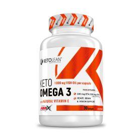 Keto Omega 3 with vitamin E 30 caps