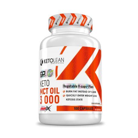Keto goMCT Oil 3000 100 caps