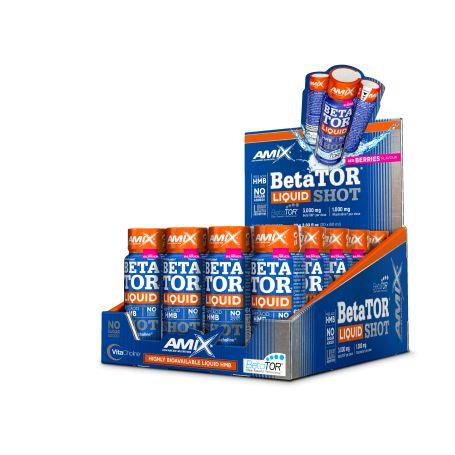 BetaTOR LIQUID SHOT 20 viales x 60 ml