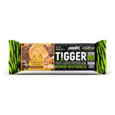 Barrita Tigger Zero Protein Bar 1 x 60 gr