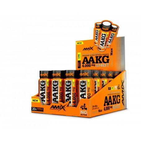 AAKG 4000MG SHOT 20 x 60 ml Amix Nutrition