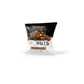 COOR PRONUTS 1 x 35 gr Cacahuetes de chocolate proteico