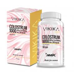 VIKIKA GOLD COLOSTRUM 1000 60 cps