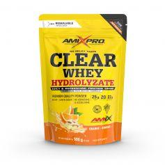 Clear Whey Hydrolyzate 500 gr