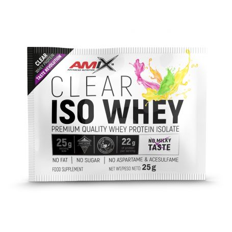 Clear Whey Isolate Monodosis 25 gr