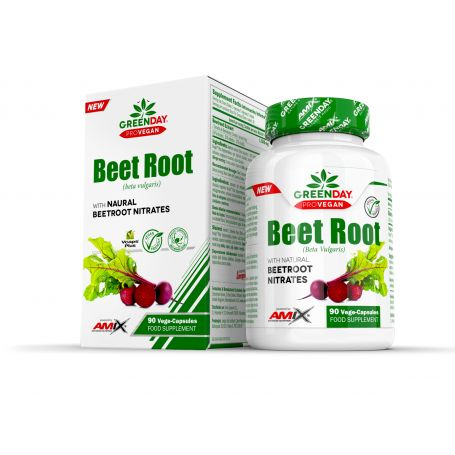 Green Day ProVEGAN Beet Root 90 caps