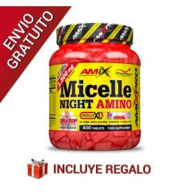 Micelle Night Amino 400 Tabl