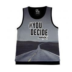 Camiseta de tirantes Carretera Hombre