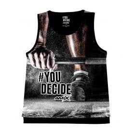 Camiseta de tirantes Pesas Hombre