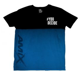 Camiseta Hombre You Decide Azul