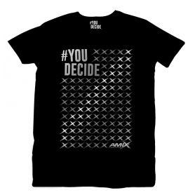 Camiseta Hombre You Decide Estrellas