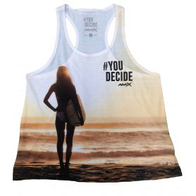 Camiseta Mujer You Decide Sunset