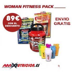 Pack woman fitness de defición