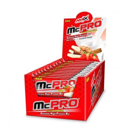 Barritas Max-Pro Protein Bar