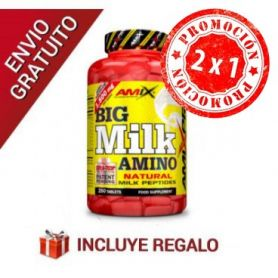 Big Milk Amino Peptide 250 Tabl