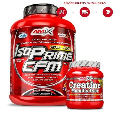 Pack Amix Isoprime CFM + Creatina 300gr