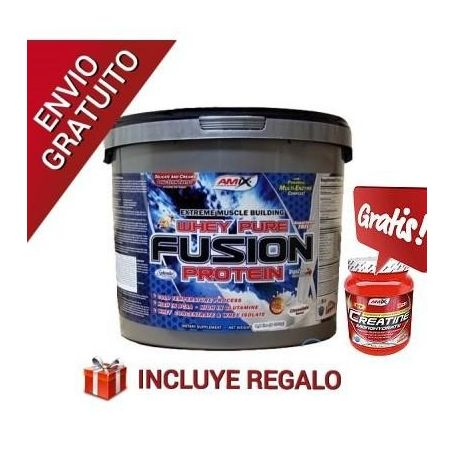 Proteína Whey Pure Fusion 4kg
