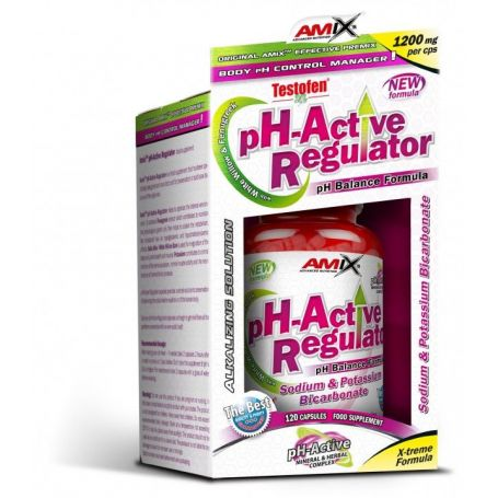 pH Active Regulator
