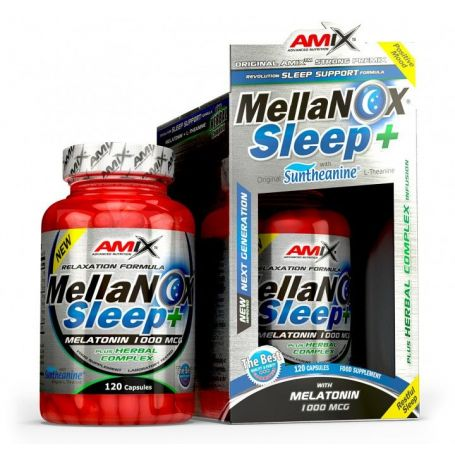 MellaNOX Sleep Plus 120 caps