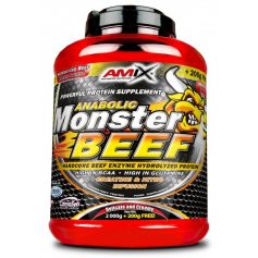 Proteína de Ternera Monster BEEF 2Kg