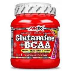 Glutamina + Bcaa´s Aminoacidos Ramificados