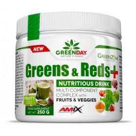 Greens & Reds Amix GreenDay