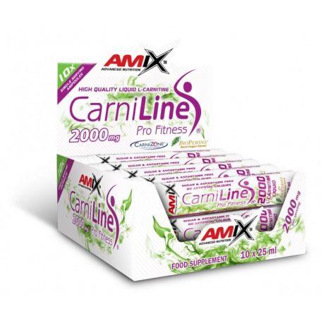 Carniline Pro Fitness 10x25ml
