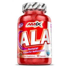 ALA Alpha Lipoic Acid 60 caps